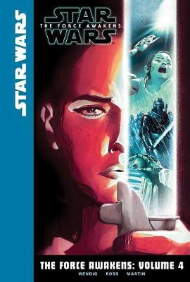Star Wars the Force Awakens 4 by Chuck Wendig
