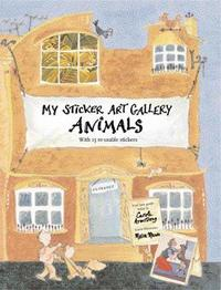 My Sticker Art Gallery: Animals by Carole Armstrong image
