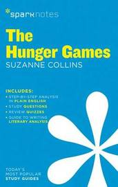 The Hunger Games (SparkNotes Literature Guide) by Sparknotes
