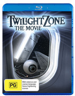 Twilight Zone - The Movie on Blu-ray