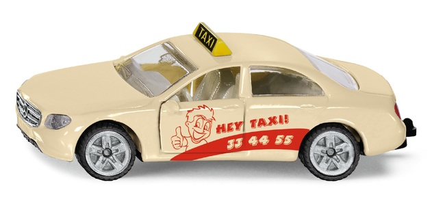 Siku: Mercedes Taxi - Diecast Vehicle