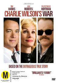 Charlie Wilsons War on DVD