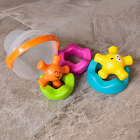 Fat Brain Toys: Pail Pals - Bath Toy Set