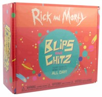 Rick and Morty: Blips & Chitz - Arcade Collectors Box