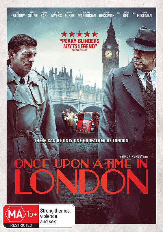 Once Upon A Time In London on DVD