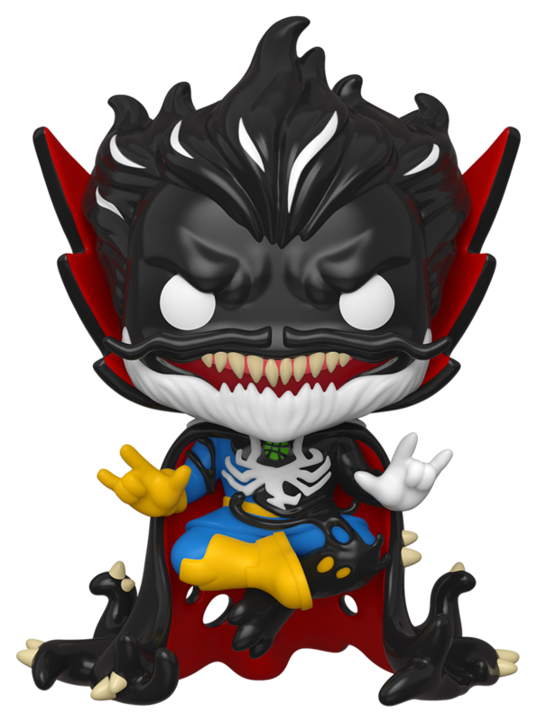 Marvel: Venomized Doctor Strange (Glow) - Pop! Vinyl Figure