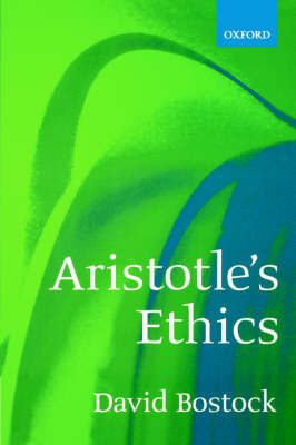 Aristotle's Ethics by David Bostock image