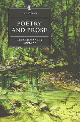 Poetry and Prose by Gerard Manley Hopkins image