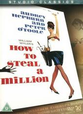 How To Steal A Million (Studio Classics) on DVD
