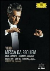 Verdi - Messa Da Requiem: Verdi / Price / Pavarotti on DVD