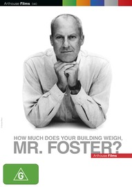 How Much Does Your Building Weigh, Mr Foster? on DVD