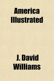 America Illustrated by J David Williams image