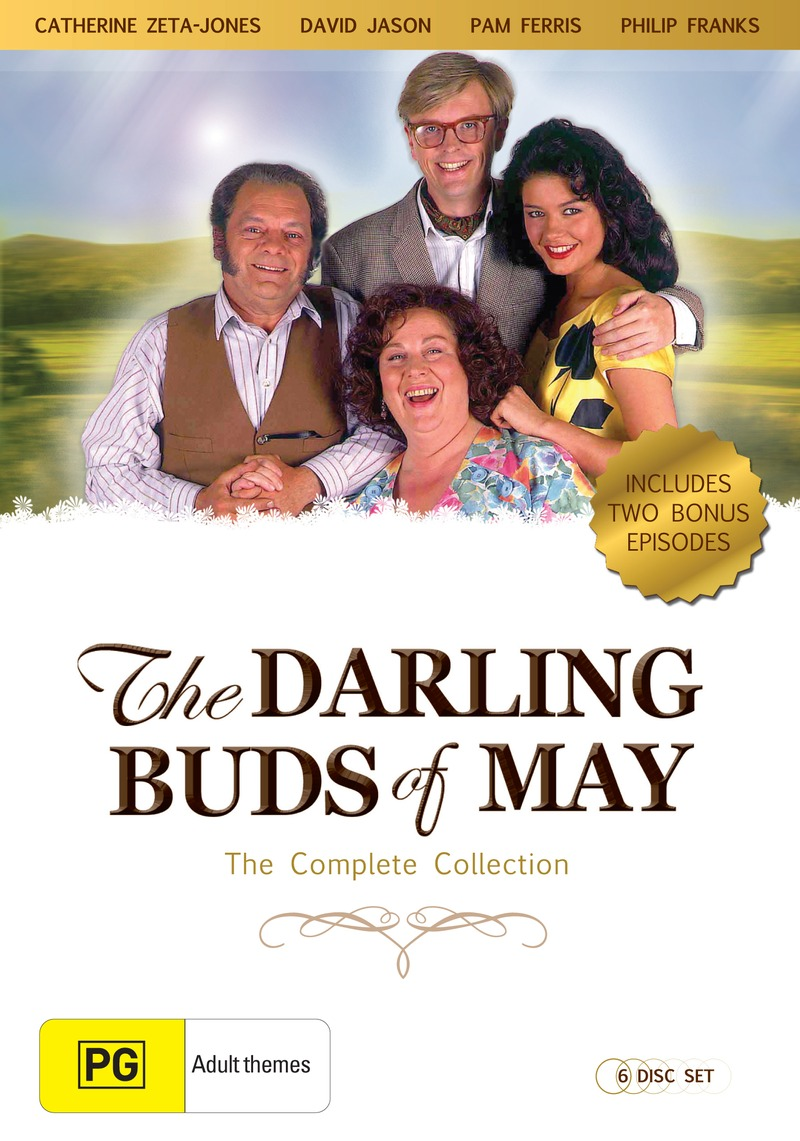 The Darling Buds of May - The Complete Collection (6 Disc Set) on DVD image