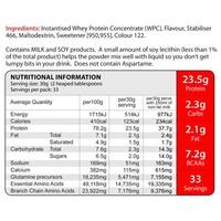 Eat Me 100% Whey Protein 1Kg (Sexy Strawberry)