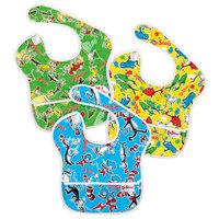 Bumkins: Waterproof SuperBib - Dr Seuss 3 pack