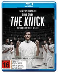 The Knick - The Complete First Season on Blu-ray