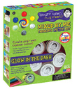 Crazy Aarons Thinking Putty: Mixed by Me Putty Kit - Glow in the Dark