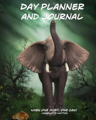 Day Planner and Journal by Debbie Miller image