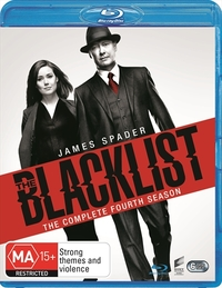 The Blacklist - Season Four on Blu-ray