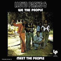 Meet The People (LP) by Lloyd Parks / We The People Band
