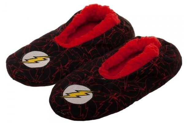 DC Comics: Flash - Cozy Slippers (Large) image