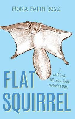 Flat Squirrel by Fiona Faith Ross image