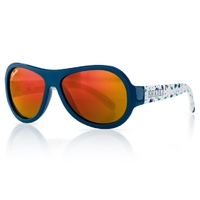 Shadez: Designers Kids Sunglasses - Dino Blue (0-3 Years)