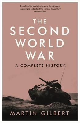 The Second World War by Martin Gilbert image