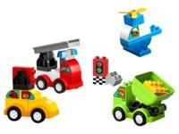 LEGO DUPLO: My First Car Creations (10886)
