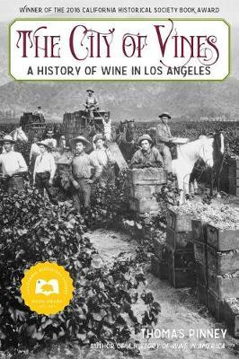 The Epub: City of Vines by Thomas Pinney