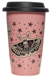 Sourpuss: Death Moth Tumbler