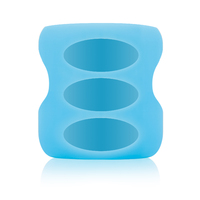 Dr Brown's Protective Sleeve for Wide Neck Glass 150ml - Blue