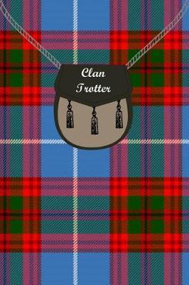 Clan Trotter Tartan Journal/Notebook by Clan Trotter