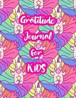 Gratitude Journal for Kids by Salma Paul