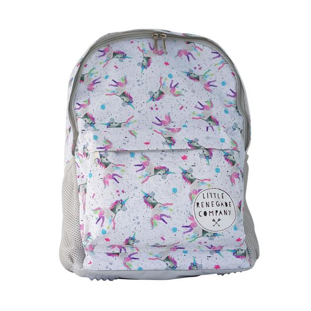 Little Renegade Company: Sparkles Unicorn Midi Backpack