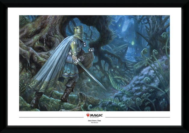 Magic The Gathering: Once Upon a Time - Collector Print (50x70cm)