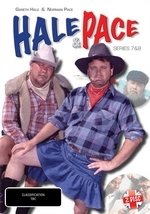Hale & Pace - Series 7 & 8 (2 Disc Set) on DVD