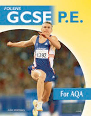 GCSE PE for AQA Teacher's Guide by Julie Walmsley image