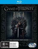 Game of Thrones - The Complete First Season on Blu-ray
