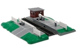 RailRoad Automatic Level Crossing - 00 Gauge