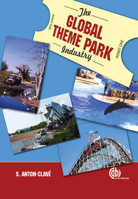 Global Theme Park Industry by Salvador Anton Clave image