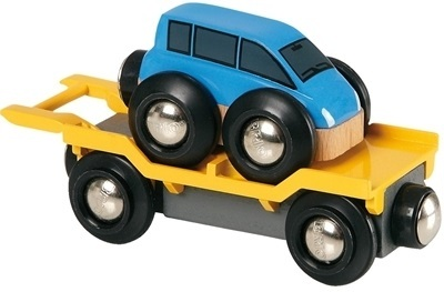 Brio: Railway - Car Transporter