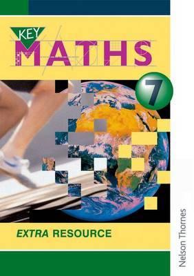 Key Maths 7 Extra Resource Pupil Book by David Baker image