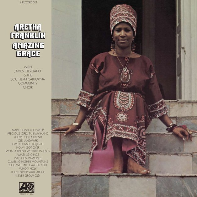Amazing Grace (2LP) by Aretha Franklin