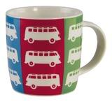 Volkswagen Mug - Stripe Colours