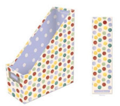 Emma Bridgewater: Magazine Rack - Dots