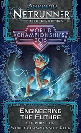 Netrunner: Engineering the Future - 2015 Runner Wold Championship Deck