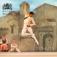 Royal Ballet Yearbook 2014/15 by Royal Ballet