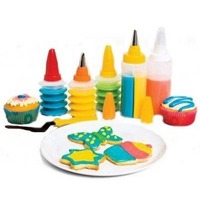 Cookie & Cupcake Decoration Set