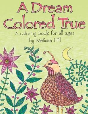 A Dream Colored True by Melissa Hill image